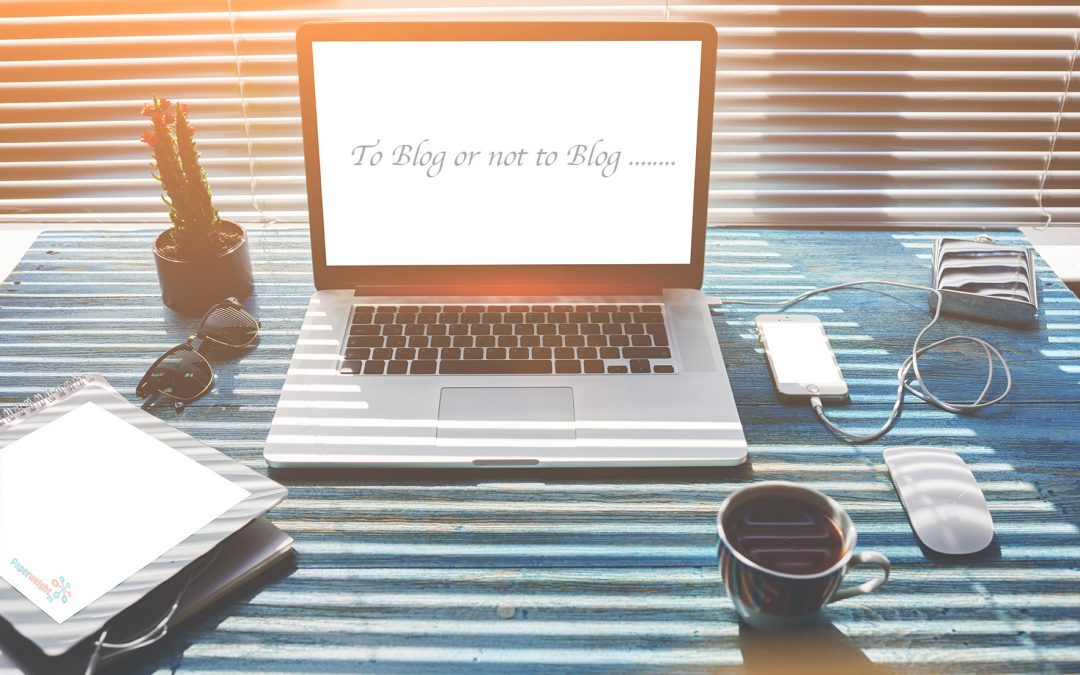 5 Good Reasons why every Small Business needs a Blog