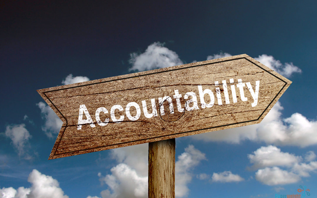 Staying Accountable