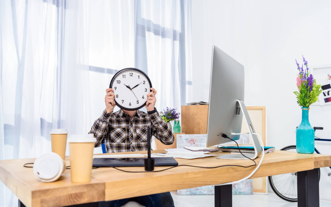 Is your poor time management a problem or a sign?